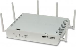 Allied Telesis AT-TQ2450 – Punct de acces de clasă wireless Enterprise, cu bandă radio duală conformă IEEE 802.11
