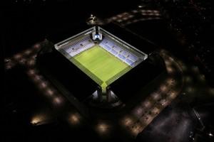 Un stadion conectat online