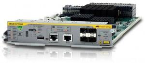 Allied Telesis introduce în premieră industrială structura de comutare de nivelul Terabiţilor pentru seria de switch-uri SwitchBlade® x8100