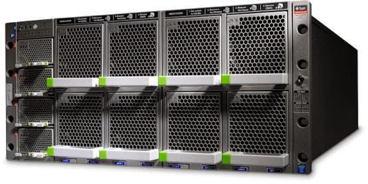 Cele mai noi servere Oracle de clasă enterprise