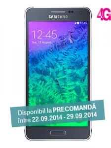 Samsung ALPHA, disponibil la precomanda la Telekom Romania
