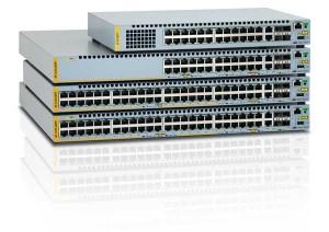 Allied Telesis lansează seria de switch-uri de acces fast ethernet stivuibile x310, ideale pentru aplicaţii solicitante, la graniţa reţelei de întreprindere