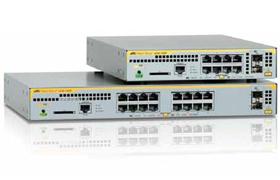 Allied Telesis Seria x230-GP - Switch-uri POE+ Gigabit Edge din clasa Enterprise