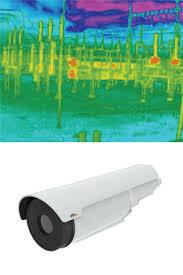 Primele camere Axis video care pot monitoriza starea termică a echipamentelor critice