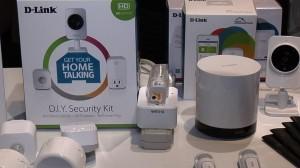 Cele mai noi produse D-LINK lansate la CES 2015