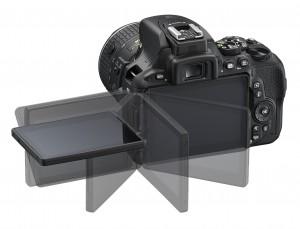 Nikon D5500, primul DSLR DX cu ecran tactil si unghi rabatabil