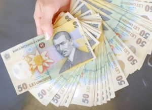 Salariul minim brut şi salariile din sectorul privat vor creşte în 2015