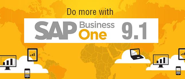 SAP aduce îmbunătățiri majore soluției Business One