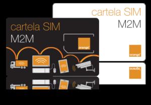 Platforma M2M Control de la Orange