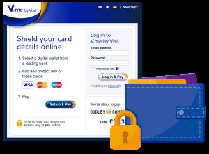 Visa extinde serviciul de portofel electronic V.me by Visa