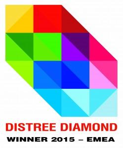 WD® a castigat premiul DISTREE Diamond