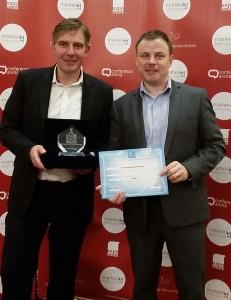Nuance premiata la Romanian Contact Center Awards