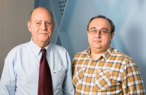 Haris Zachariades, CEO si Liviu Buligan, Executive Manager la SoftOne Romania
