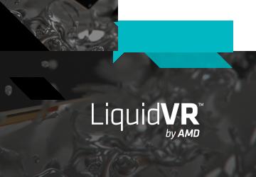 AMD va conduce in lumea virtuala cu tehnologia LiquiVR