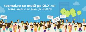 Anunturile de pe tocmai.ro se muta pe OLX.ro