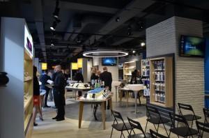 Primul smart shop din Grupul Orange este deschis în România