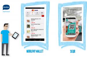 Plata cu portofelul electronic