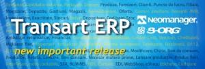 ERP Transart – cel mai semnificativ release din ultimii ani