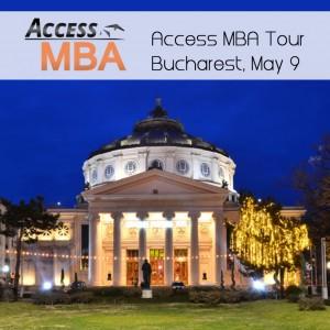 Targ de MBA-uri internationale de top la Bucuresti pe 9 mai