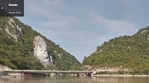 O croaziera pe Dunare cu Google Street View