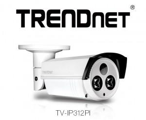 TRENDnet TV-IP312PI: o camera de supraveghere cu senzor de 3MP, dotata cu optiuni IR avansate