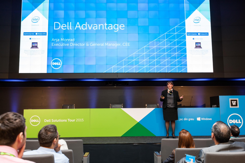 Dell Solutions Tour 2015 prezintă cele mai noi soluţii IT pentru clienţii comerciali
