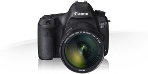 Deceniul Canon aniversat cu seria EOS 5D