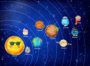 Descopera Universul – aplicatie mobila educativa pentru copii