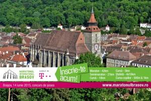 Telekom Romania sustine Maratonul International Brasov