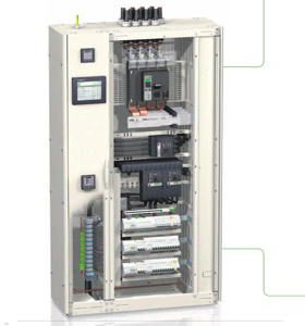 Schneider Electric lanseaza solutia Smart Panel
