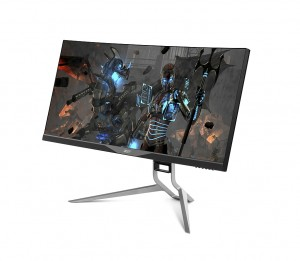 Acer lansează primul monitor curbat din lume cu suport pentru tehnologia NVIDIA® G-SYNC™