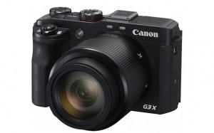 Noul Canon PowerShot G3 X