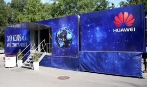 Huawei Roadshow 2015 la București