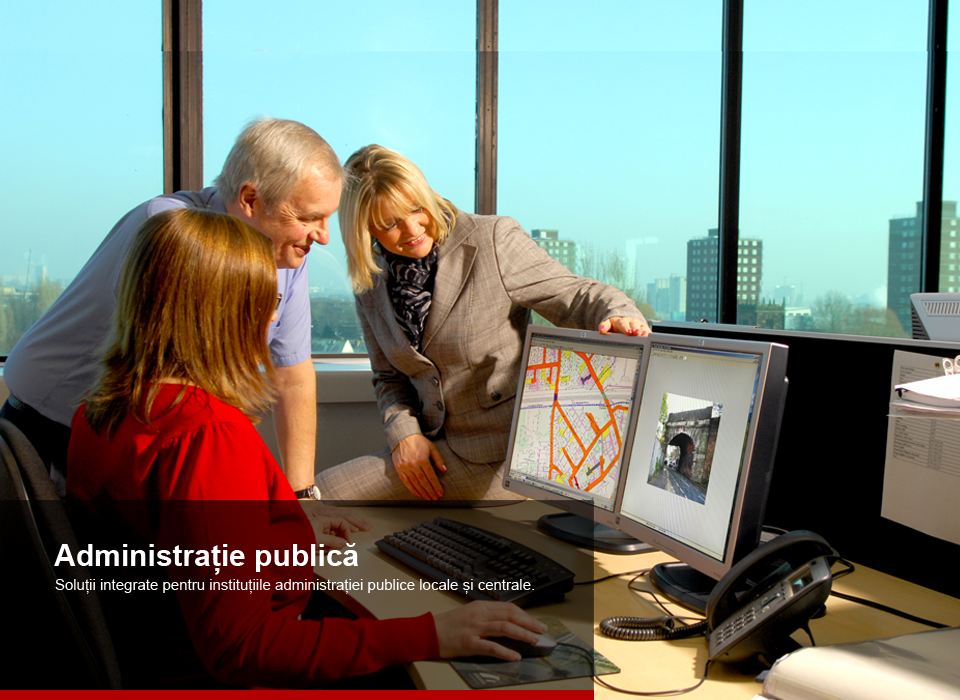 Aplicatie pentru bugetare in sectorul public