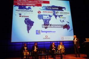 "Synergizer Business Solutions a câştigat ""CRM project of the year 2015 – Internaţional"" în Germania"