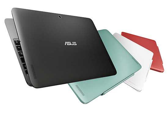 Noile tablete convertibile din seria ASUS Transformer Book