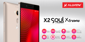 Allview lanseaza noul smartphone X2 Xtreme