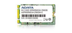 ADATA lansează SSD-ul Premier SP600NS34 M.2 2242 SATA 6Gb/s Ultra Compact, Economic