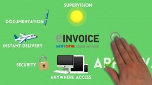 SoftOne România lansează serviciul cloud eINVOICE
