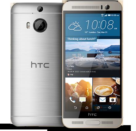 Noul HTC ONE M9+