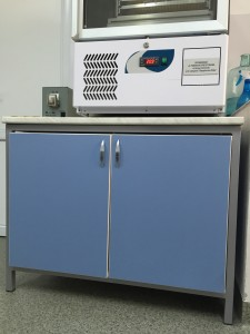 Fundația Star Storage donează noi echipamente Centrului de Transfuzie Sanguină București