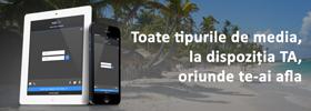 mediaTRUST a lansat noua versiune a platformei dedicata dispozitivelor mobile