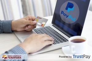 Clienţii Băncii Comerciale Feroviara îşi pot alimenta conturile PayPal prin Internet Banking