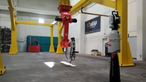 Teamnet dezvolta tehnologii inovatoare in domeniul roboticii industriale pentru proiectul european Megarob