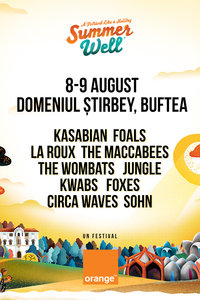 Orange prezintă a V-a ediție Summer Well, un festival ca o vacanță
