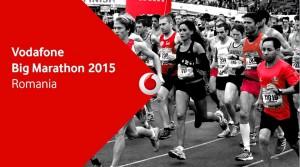 Fundatia Vodafone organizeaza Vodafone Big Marathon