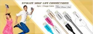 Incarcati cu stil – ADATA lightning cable