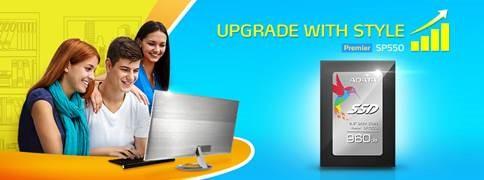 ADATA Premier SP550 – Upgrade-ul intelingent în materie de stocare