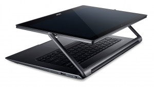 Noul notebook convertibil Acer Aspire R 13, flexibil și performant
