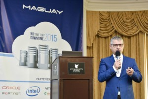 Maguay a organizat No Time for Downtime